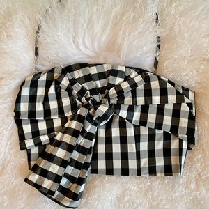 Kendall and Kylie crop halter top **BRAND NEW**